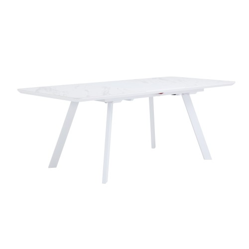 Table extensible rectangulaire Paco 150/200cm