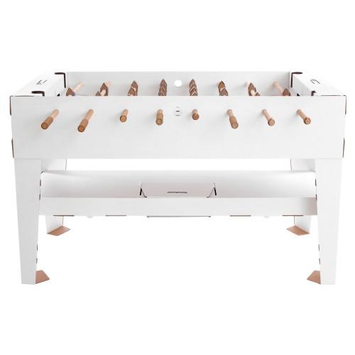 acheter baby foot blanc design