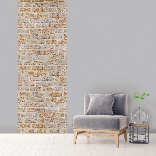 Lé unique vertical Bricky 100 x 270 cm