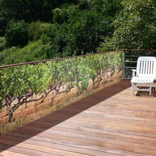 Brise-vue de jardin Vignes : craquez pour nos brise-vue de jardin ...
