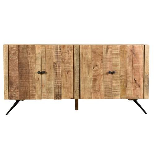 acheter buffet rectangulaire bois