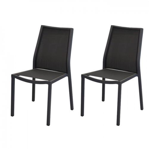 acheter chaise confortable aluminium