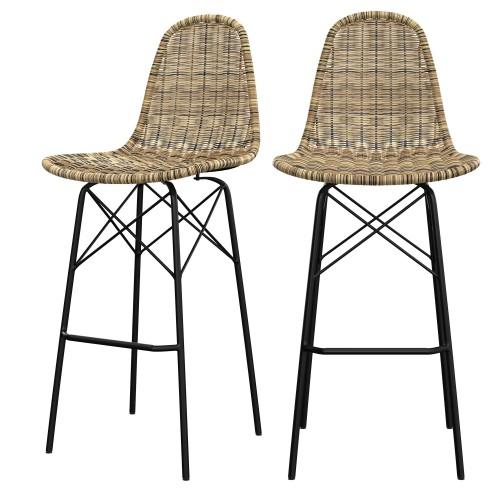 acheter chaise de bar design interieur exterieur