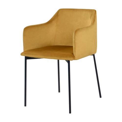 acheter chaise de salle a mnger jaune