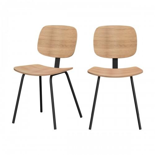 acheter chaise en bois clair