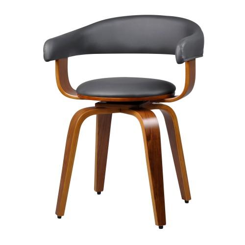 acheter chaise en pu gris