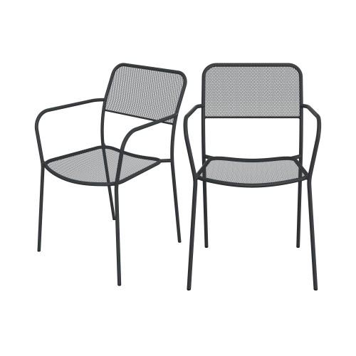 Chaise de jardin Legend (lot de 2)