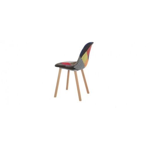 Chaise Arctik Patchwork Lot De 2