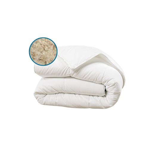 acheter couette en laine chaude 140 x 200 cm