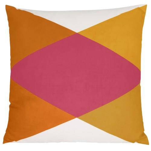 Coussin Graphique tricolore