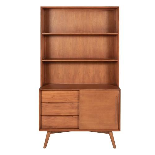 acheter etagere en bois multi rangement