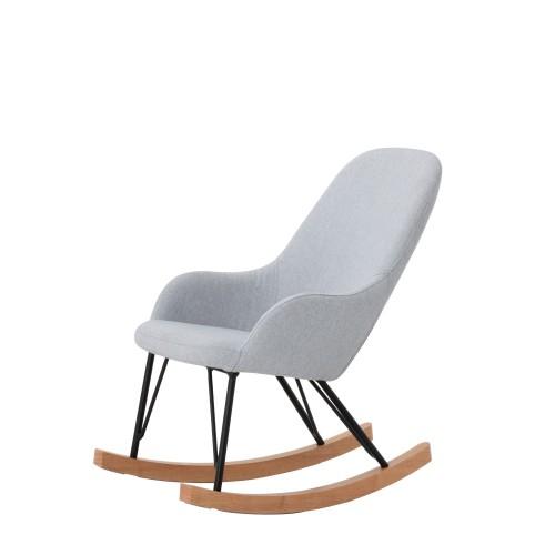 Rocking Chair Malibu Pour Enfant Bleu Gris Commandez Nos Rocking