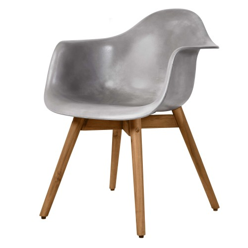 acheter fauteuil en beton