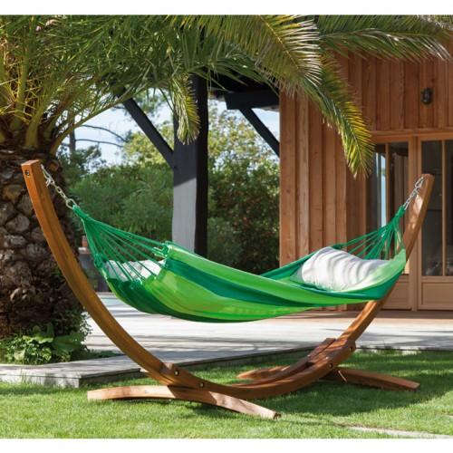 acheter hamac vert confortable