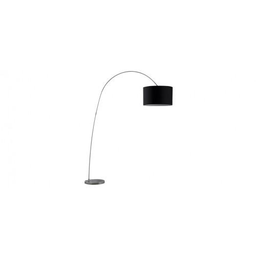 acheter lampadaire arc noir