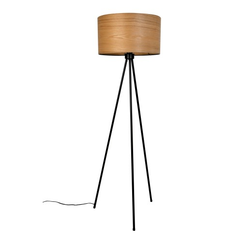 Lampadaire trépied Woodland - Dutchbone