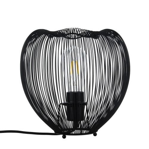 acheter lampe à poser noir