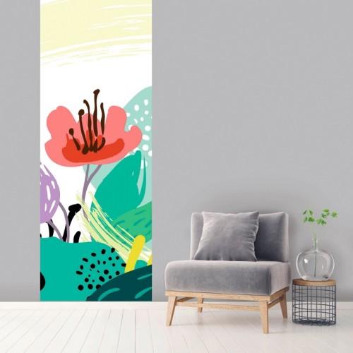acheter le de papier peint fleuri
