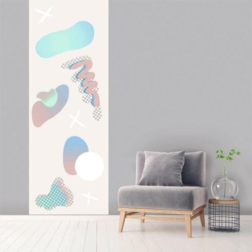 Lé vertical Odile 100 x 270 cm