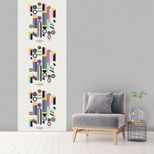 Lé vertical Arts 100 x 270 cm
