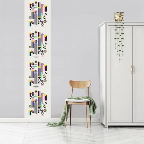 Lé vertical Arts 60 x 270 cm