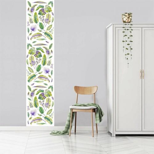 Lé vertical Végétale 60 x 270 cm