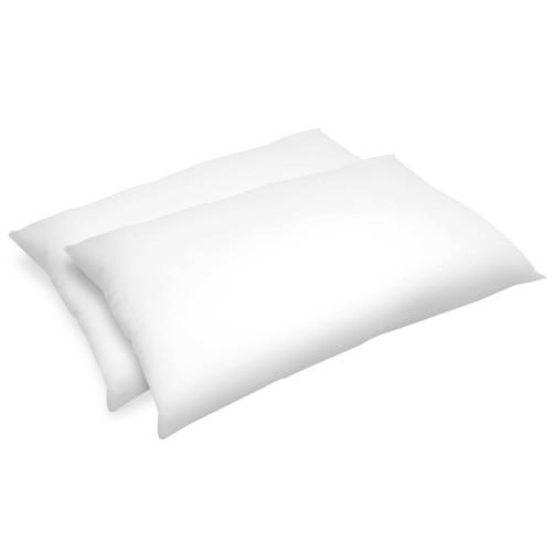 acheter oreiller fibre creuse 50 x 70 cm lot de 2