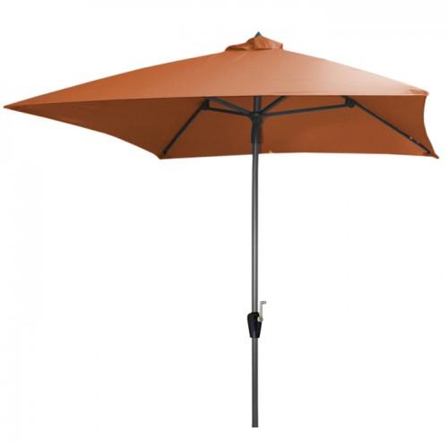 acheter parasol 2 x 2 orange
