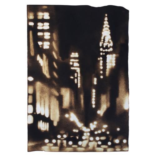 Poster Nocturne en papier 50 x 70 cm