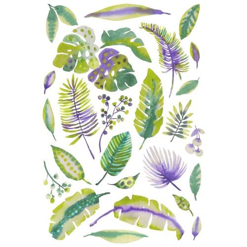 Poster Végétal en papier 50 x 70 cm