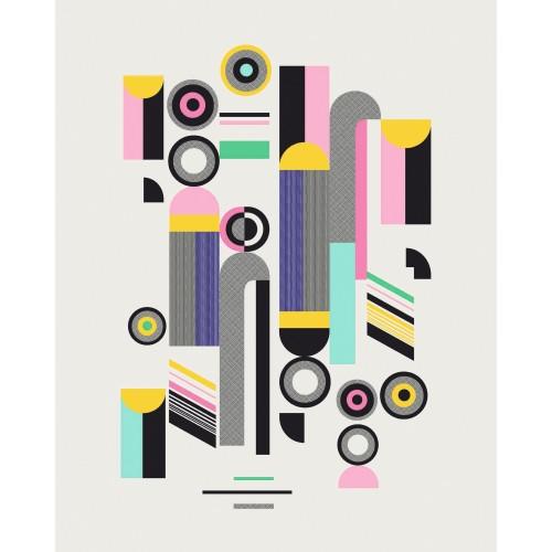 acheter poster en papier arts 40 x 50 cm
