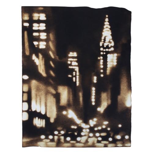acheter poster nocturne noir