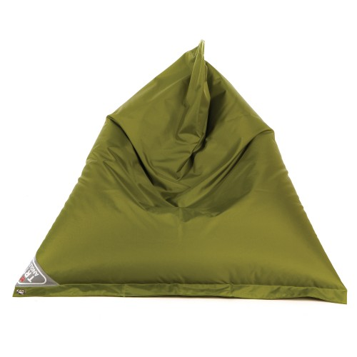Pouf inclinable Mina olive