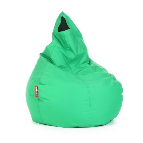 Pouf Moune vert