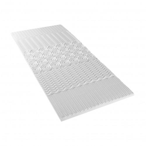 Surmatelas Précieux mousse haute densité 90x190 cm