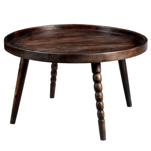 Table basse ronde Bakou Ø75cm
