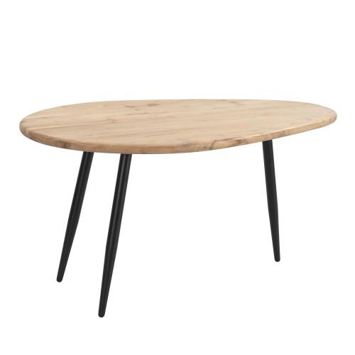 acheter table basse en bois d acacia