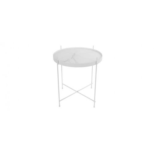 acheter table basse ronde en marbre
