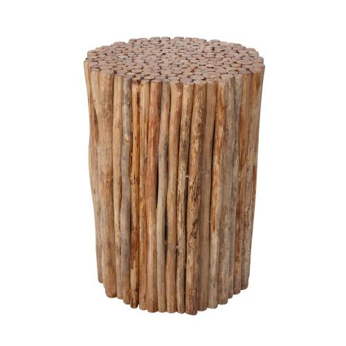 Table d'appoint Biba en bois