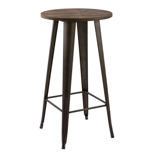 acheter table de bar ronde