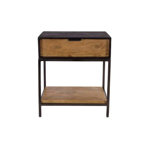Table de chevet Jakson 1 tiroir