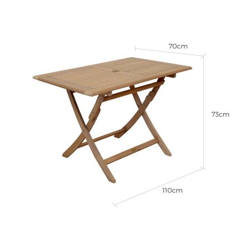 table de jardin rectangulaire en bois cali choisissez nos tables de jardin rectangulaires en. Black Bedroom Furniture Sets. Home Design Ideas