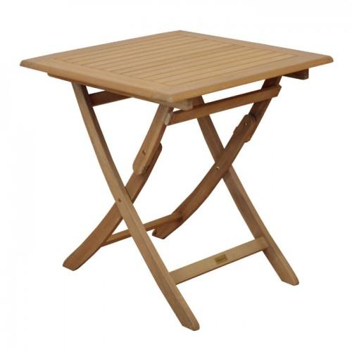 Table De Jardin Carrée En Bois Cali Commandez Nos Tables De Jardin