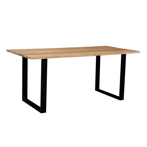 Table Candy rectangulaire en bois 180 cm