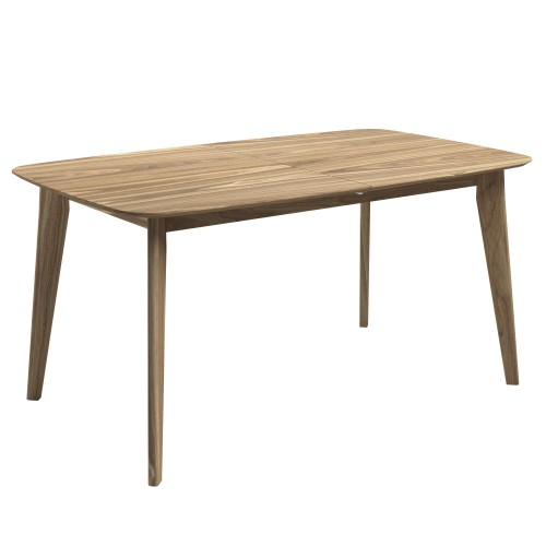 acheter table 2 tailles bois clair