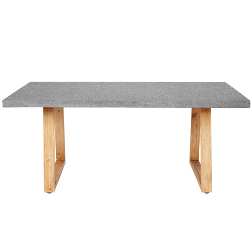 Table rectangulaire Katunga 180 cm