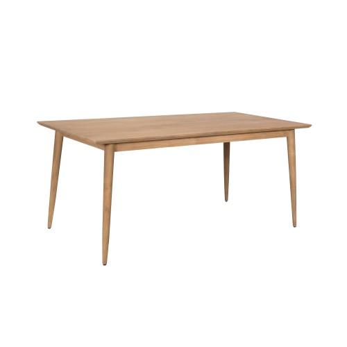 Table rectangulaire Gute 175 cm en bois