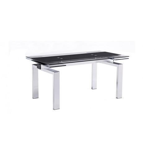 Table Nos Gari Tables Extensible NoirAchetez En Verre 9bHIWDeE2Y