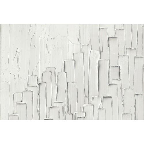 Tableau en verre acrylique Bianca 90 x 60 cm