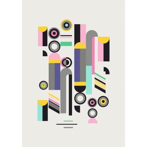 acheter tableau acrylique arts 50 x 70